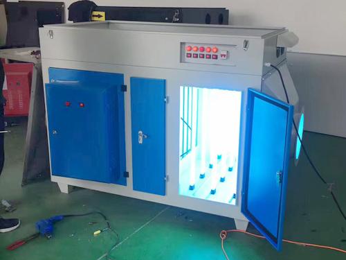 光氧催化废气处理